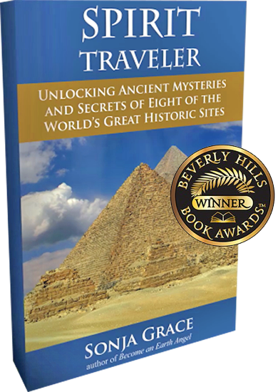 Spirit Traveler Book with Award
